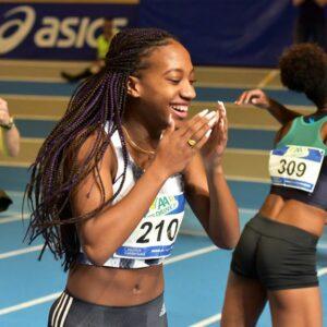 Dafne Schippers prolongeert NK-titel op 60 meter, brons voor Nketia Seedo