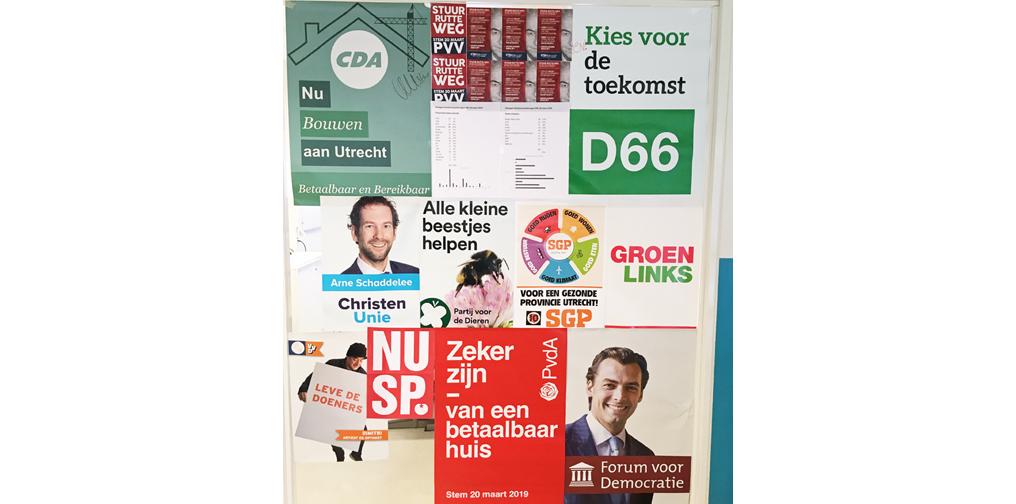 Leerlingen stemmen voor GroenLinks en PvdA bij scholierenverkiezingen