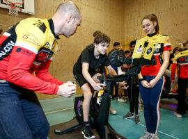 Wielerploeg maakt Utrechtse scholieren warm voor wielrennen